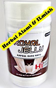 Royal Jelly An Nuur Kediri